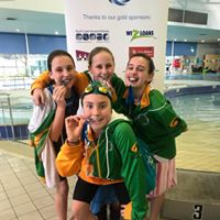 Albany 2019 Relay Medalists