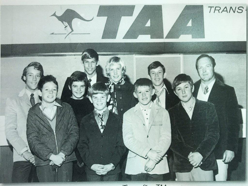 Australian Winter Championships 1971