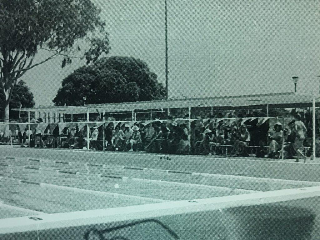 Swimming Carnival, 2000