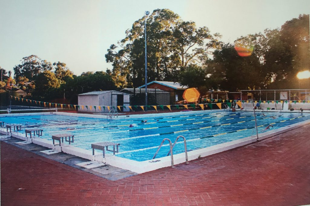 Tuart Pool