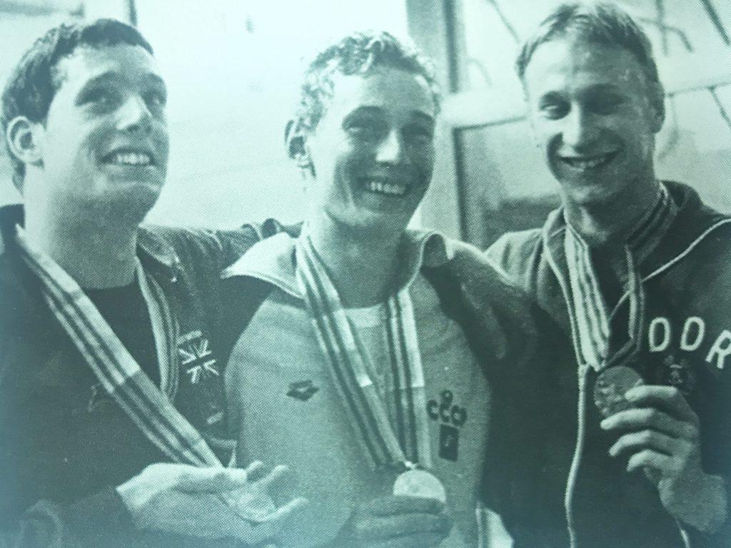 Philip Hubble 1980 Olympics
