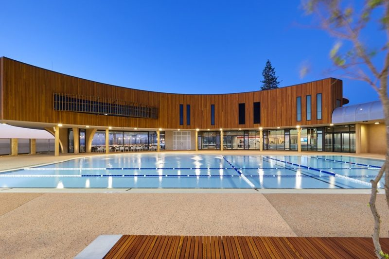 Scarborough Beach Pool to be our new home