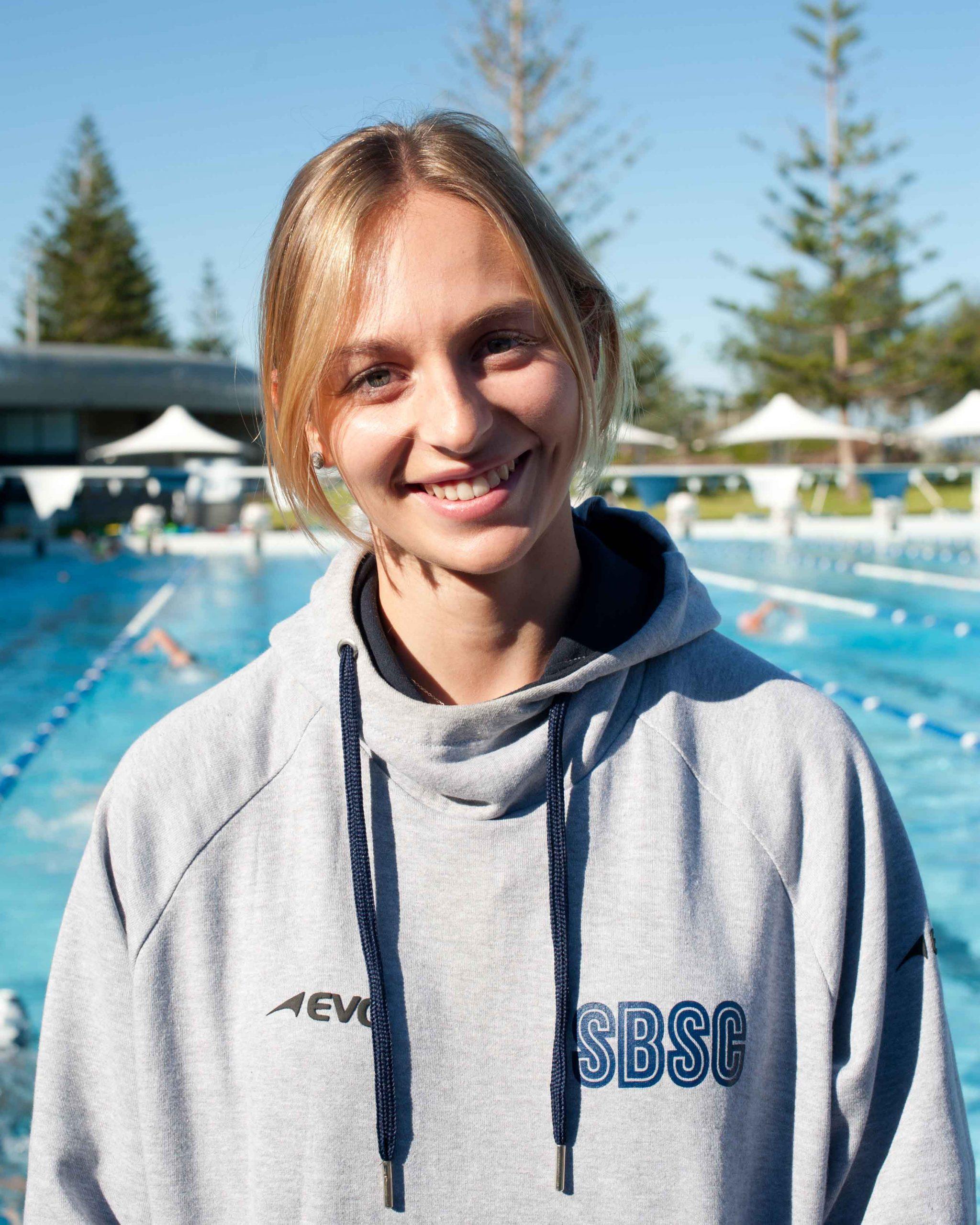 Coach Madi Lambly